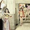 伊東深水の描く日劇ミュージックホール