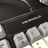 Varmilo(アミロ)の静電容量無接点キーボードを触ってみた