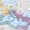 ローマ第二帝政ドミナートゥス(専制君主制)についてプリンキパトゥス(元首政)との比較という観点から解説!