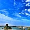 沖縄でジョギング 〜古宇利島編〜