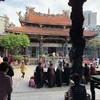 龍山寺の治安について