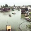 上海からタクシーでいける寛ぎの水郷古鎮「朱家角