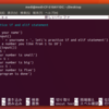 【if and elif statement編】医学生が教えるPythonの簡単なプログラムの作り方