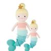貰って嬉しかった2人目の出産祝い①:美しいハンドメイドのお人形『Cuddle + Kind』