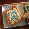 朝ごはんにおすすめ。栄養たっぷりの大葉としらすのチーズトーストのレシピ
