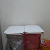 ゴミ袋置き設置