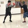 レッツボクシング