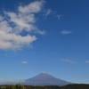 11月19日から29日の富士山・初氷