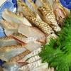 【春が旬】長崎県産の天然真鯛で2種の刺身!炙りと湯引きが最高に旨い!