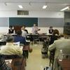 浪江町議選は、馬場子候補がトップ当選。自主避難者の3月末の住居確保状況は、未定が119戸、不在が32戸。県外避難者の78%は避難先での生活を継続。県復興共同センター代表者会議で県政報告。