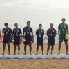 アジアビーチゲームズ(第2回〜第4回)ビーチサッカー日本代表