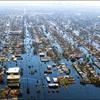 アメリカ ルイジアナ州 大洪水