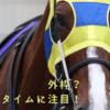 函館2歳S 前半33秒台のレースを攻略する馬