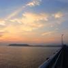 角島まで朝駆
