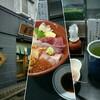 彩りの海鮮丼☆