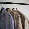 シャツも「ゆるめ」な時代到来!?春のシャツ特集、ストライプシャツ編