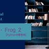 Educational DP Contest B - Frog 2【Pythonの解答例】
