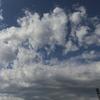 今日の雲・富士・満月&今日の独り言