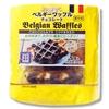 業務スーパー「ベルギーワッフル(チョコレート)」人気の冷凍スイーツ ♪