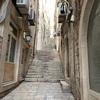 【クロアチア旅行 2】スルジ山に登り、城壁を歩く
