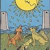 ⅩⅧ 月 :タロットカード 大アルカナの女オタ的解釈