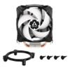 LGA1200のCPUクーラーもプッシュピン方式の模様 /Arctic Freezer 7X【Intel】