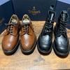 Tricker'sの靴を輸入してみた♪