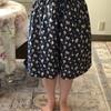 キュロットスカートを作りました