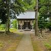 鹿島神社(桜)~つくば市とその周辺の風景写真案内(190)