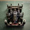 ネオトライダガー ZMCのボディを変形カット