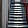光りの階段