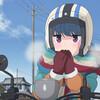 リンちゃんマフラーと愛情腹巻GET!!(金曜日、晴れ)