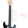 ギターの素朴な疑問