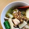 【再現レシピ】鶏とアスパラのマスタードスープ