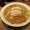【今週のラーメン1347】 長尾中華そば 東京池袋店 (東京・池袋) こく煮干し