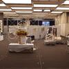 豊島区の第49回区民作品展にテンセグリティを展示しました