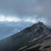【天体撮影記 第33夜+登山記】 燕岳、雲上に輝く星空と神秘的な夜の中で