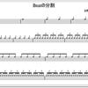 スイングジャズドラムのフレーズの作り方