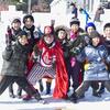 2015年2月東海雪合戦大会 子供の部① 昔を振り返る④