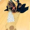 ディズニーハロウィン準備でスカーのフードマフラーを作ってみた