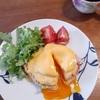 エッグベネディクトの朝食を作る