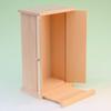 シンプルにそれとなく神棚を置いておく 御札専用の神棚