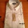綿100%のYシャツ