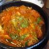 ●韓国家庭料理「家族亭」スンドゥブ・チゲランチ