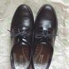 悩み多き幅広甲高足、NAOTの靴に包まれる