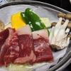 ホテル石風さんの夕食です。
