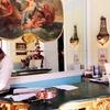 ナポリのおすすめホテル! ホテルアートリゾートガッレリアウンベルトチェックインと支払い、フロントの対応