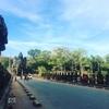 #アンコールワット個人ツアー(594) #アンコールトムの南大門の静かな時間