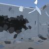 【Unity】ボロノイ図によりメッシュを破壊する実装を見ることができる「Simple destruction effect for Unity」紹介