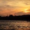 2019年2月イスタンブール旅行記:夕暮れのボスポラス海峡を渡る